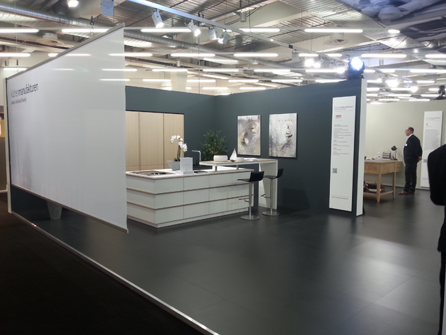 Rempp auf der Küchen- und Wohnfachmesse 2014 in München
