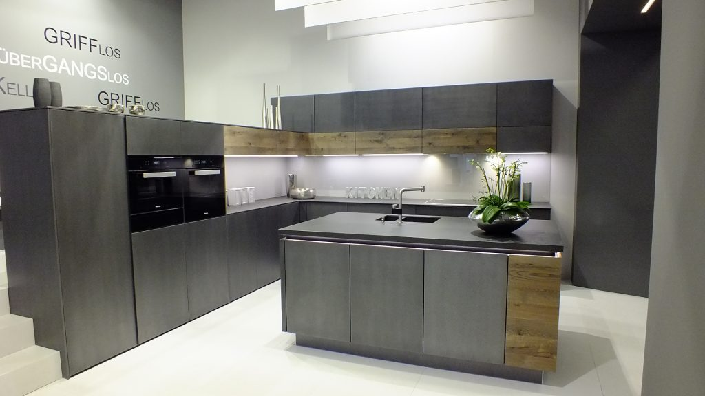 Rempp - Messestand Living Kitchen 2017