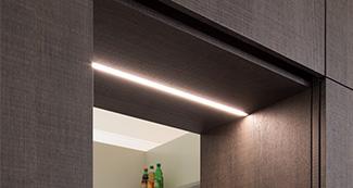 Küchengriff LED Beleuchtung ELMA