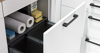 Küchengriff Müllsystem BIO