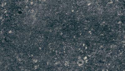 Küchengriff speckstein schwarz Dekor